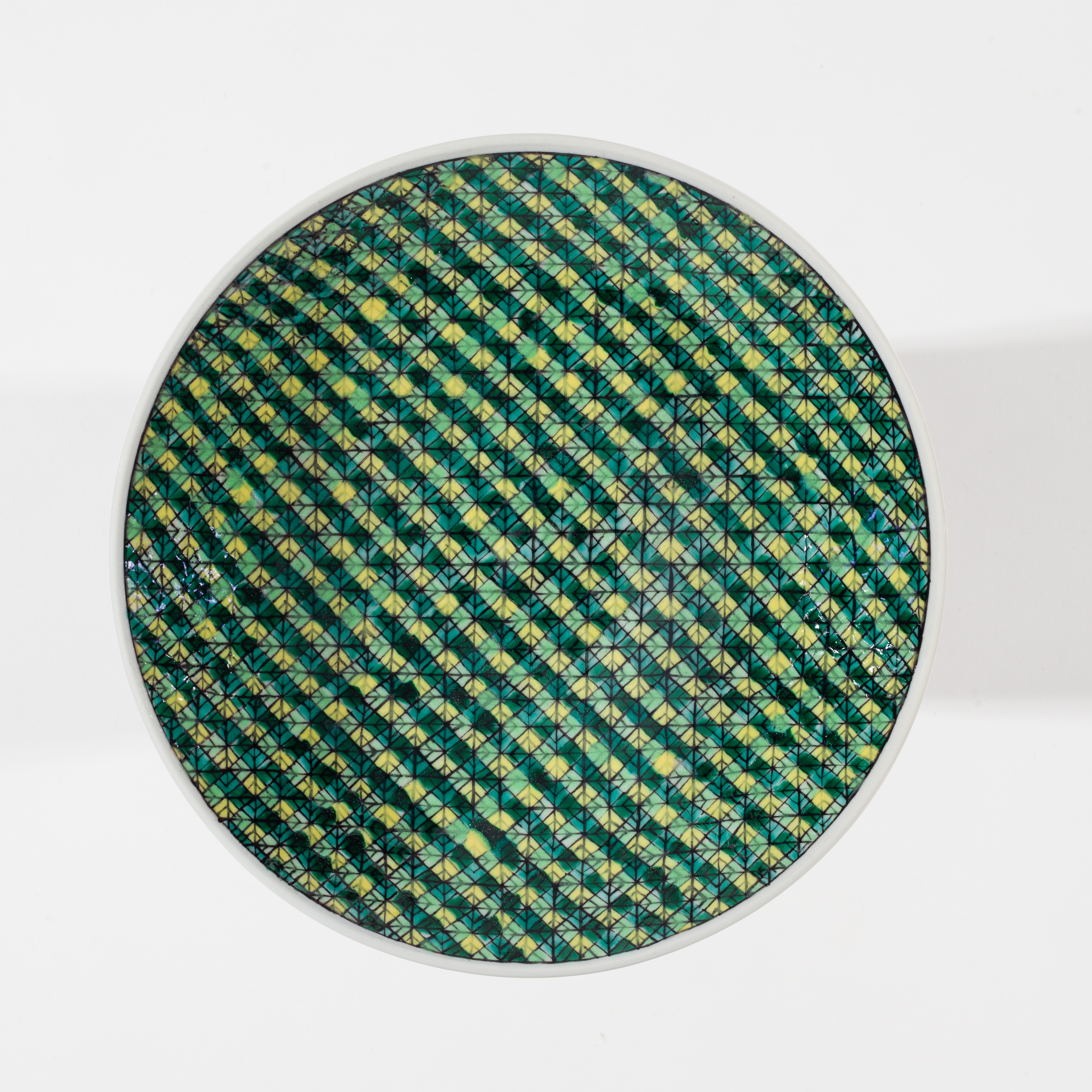 Woven Small Plate